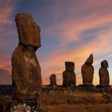 Nevyřčené poselství Rapa Nui