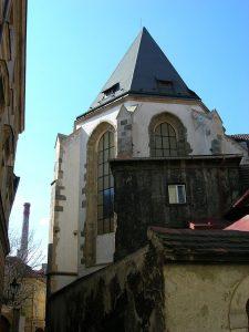 Kostel svaté Anny skrývá mnohá tajemství.