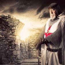 Kostel svaté Anny: Templářské dědictví, i vzor Foglarových Stínadel?