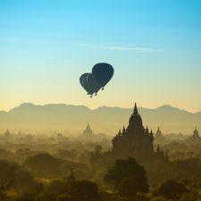 Znepokojivé důkazy: Znali balóny už ve starověké Číně?