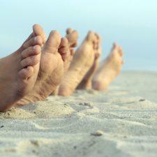 Dopřejte lásku svým chodidlům