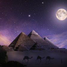 Mají pyramidy magickou moc?