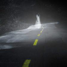 Zjevují se u polské silnice děsivé přízraky?