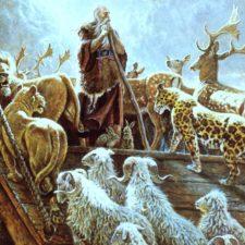 Kolik zvířat se vlastně vešlo do Noemovy archy? Budete se divit!