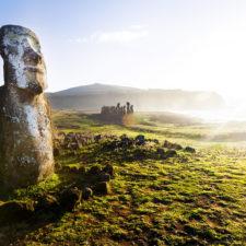 Patřily Velikonoční ostrovy kdysi Egypťanům?