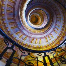 Zázračné schodiště v Santa Fé. Podařilo se odhalit jeho tajemství?