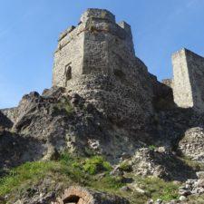 Tajemnými legendami, starými i novodobými, opředený magický hrad Sitno