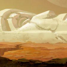 Lidská tvář na Marsu musela zmizet. Proč?