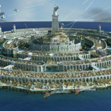 Atlantida nebyla vAtlantiku. Co Perský záliv?