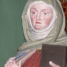 Poutní kostel svaté Anny ožívá. Vrací se i léčivý pramen