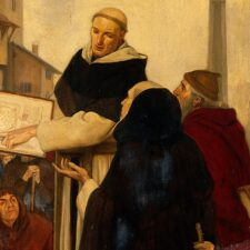 Albertus Magnus, tajemný muž a možná i čaroděj