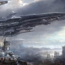 Tektity – trosky vesmírných bitev?