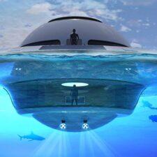 UFO na dně Baltu? Nebo něco jiného?