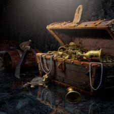 Proč piráti zakopávali své poklady