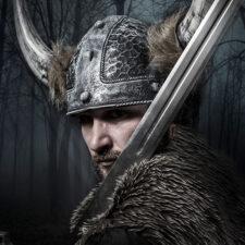 """Vikingské """"Lodě mrtvých"""""""