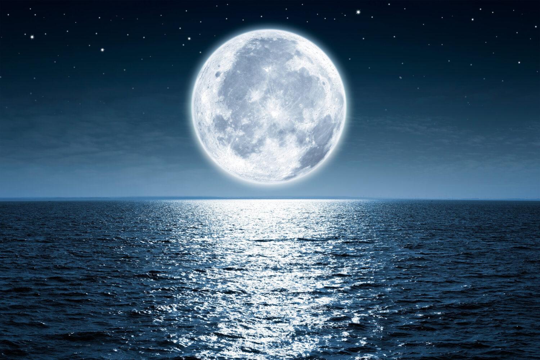 Kde se vzal Měsíc?