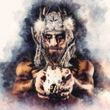 Šaman – prostředník mezi duchy a skutečností